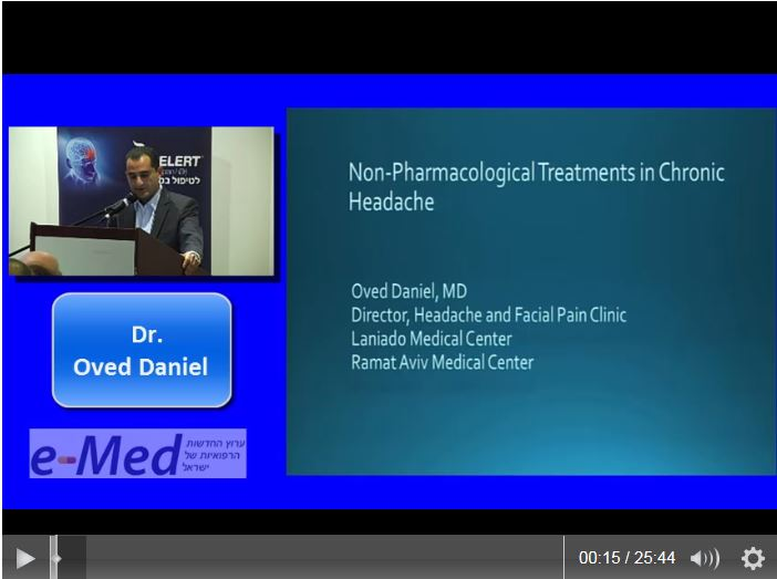 HEADACHE SYMPOSIUM